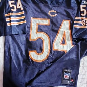 NFL Chicago Bears Jersey #54